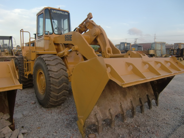 950E used wheel loader caterpillar for sale from china 950F 950E 950B