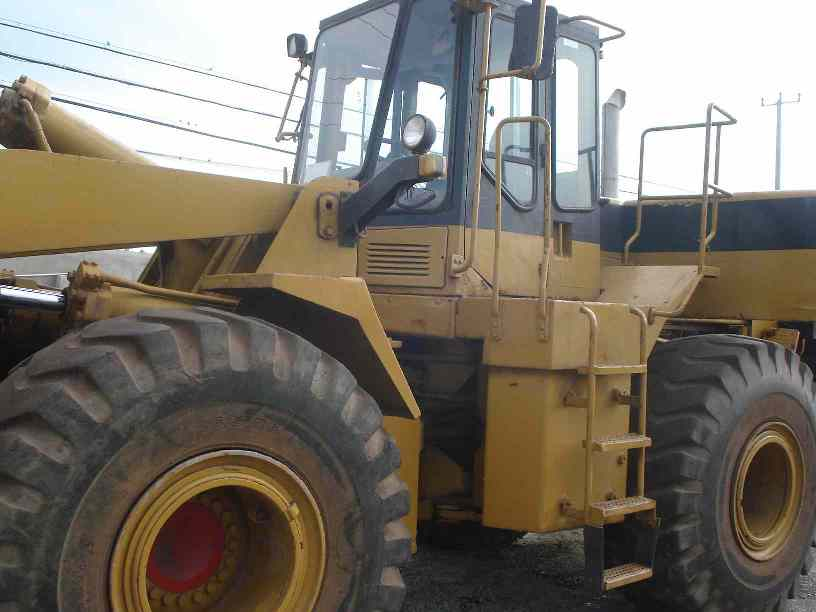 938G Caterpillar wheel loader front end loader 980C 980G