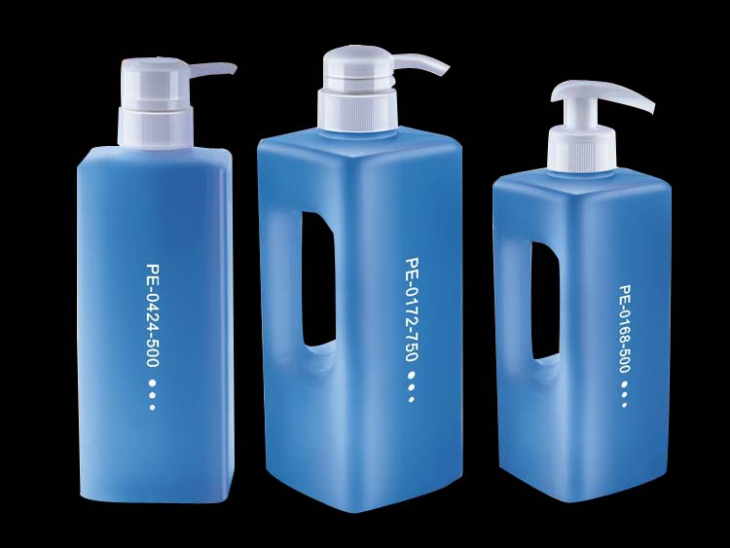 Plastic Bottles the square by clean bottle Square Bottle,500ml-750ml,HDPE