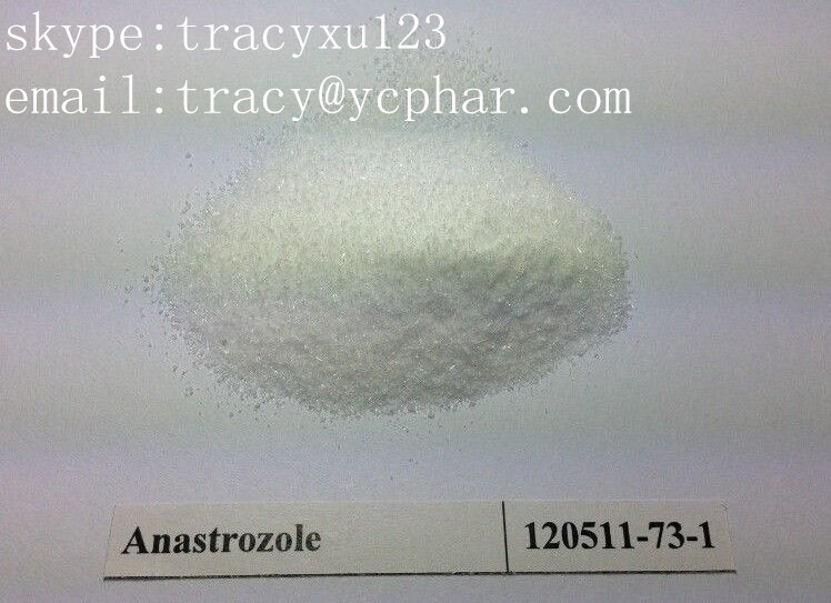Anastrozole Arimidex Steroid Powder For Treating Breast Cancer Drug  email:tracy@ycphar.com