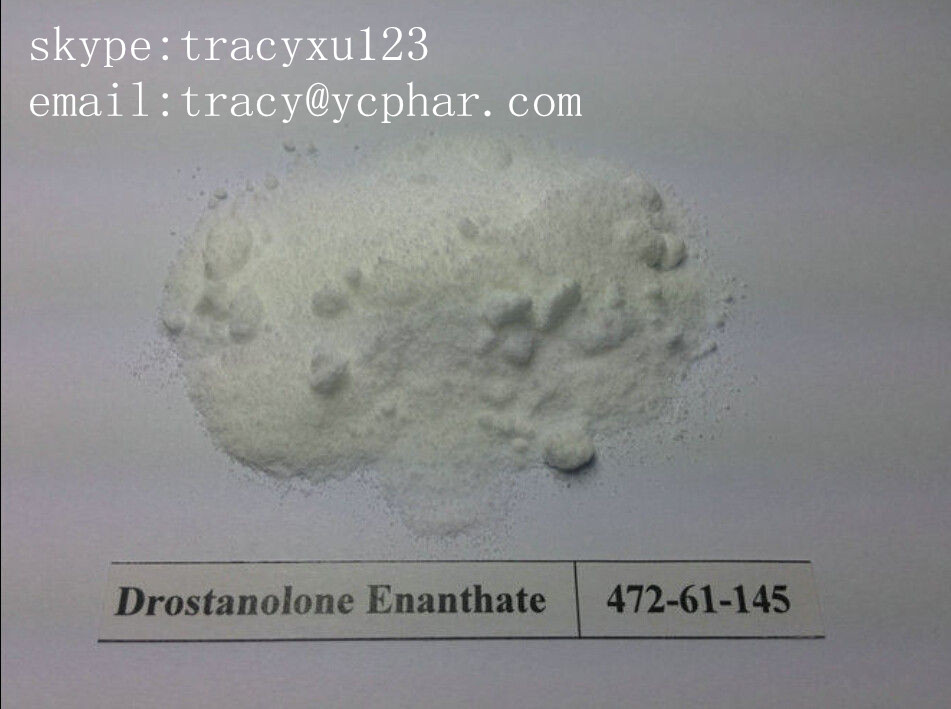 Natural Drostanolone Enanthate Powder Anabolic Steroids for MuscleBuilding  email:tracy@ycphar.com