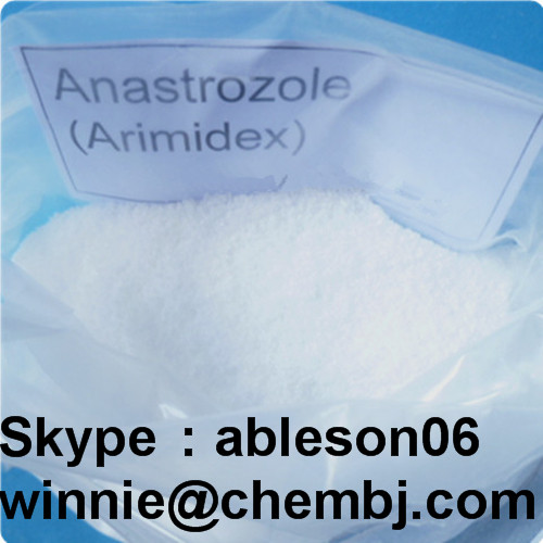 raw steroid powder Anastrozole Arimidex for Breast Cancer Treatment