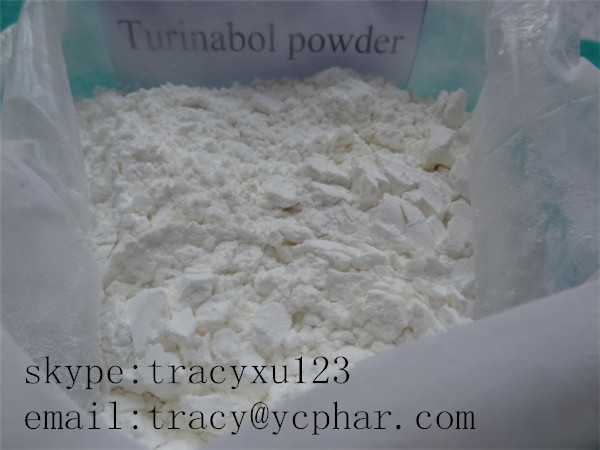 Clostebol acetate steroid/855-19-6/ Turinabol for bodybuilding  email:tracy@ycphar.com