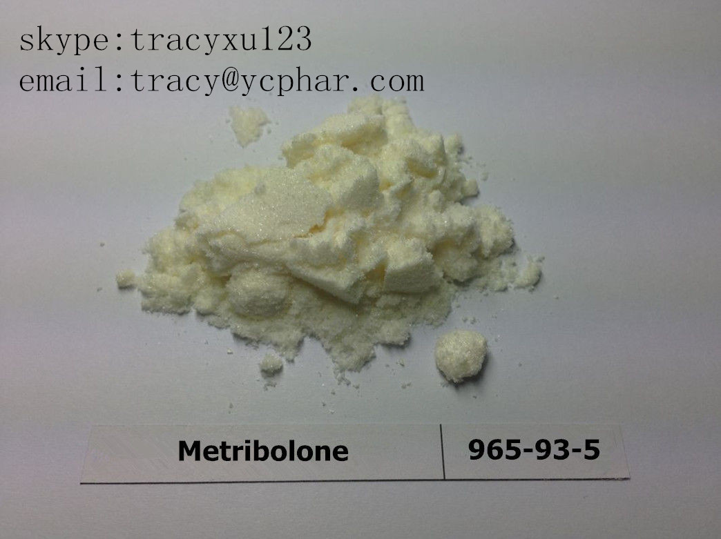 Methyltrienolone steroid Powder (CAS: 965-93-5)  email:tracy@ycphar.com