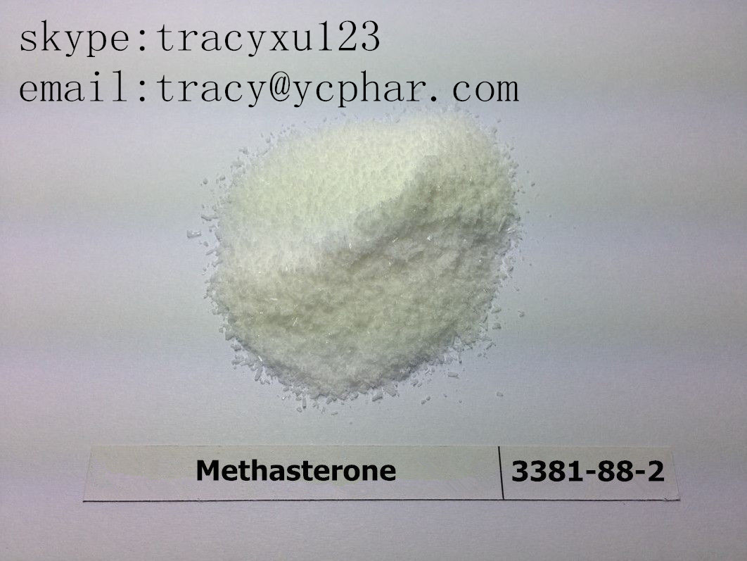 Anabolic Steroid Methyltestosterone Mesterone For Sexy treatment   email:tracy@ycphar.com