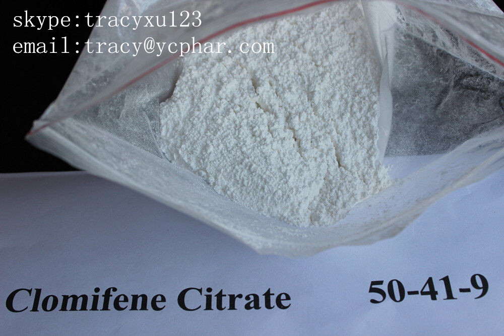 Anti-Estrogen Clomiphene Citrate   email:tracy@ycphar.com