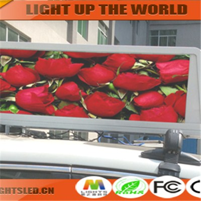 LS1818B taxi led display outdoor