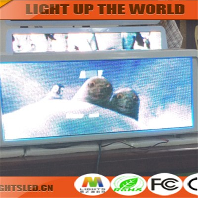 LS1828B led taxi display screen of competitive price