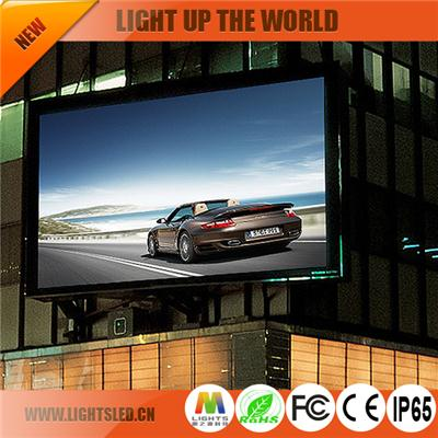 Outdoor P6 led display board   Smd Ec Series