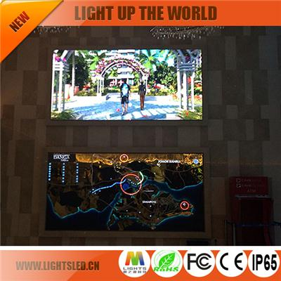 Indoor  P6 led display buyer Ec Series