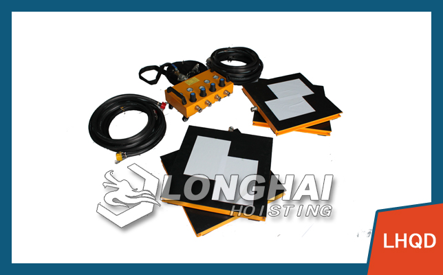 32 tons Air Caster Rigging Equipment [diesel engine manufacturing the transport hovercraft] Longhai