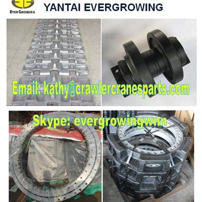 Undercarriage Spare Parts for Crawler Cranes