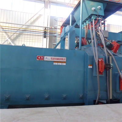 Beam Shot Blasting Machine