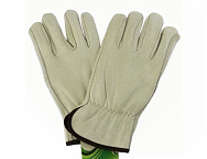 Cheap Price Cow Leather Safety Driving Glove In China Manufacturer