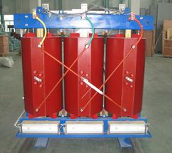 10kv Dimensional Triangular Core Volume Dry-type Transformer