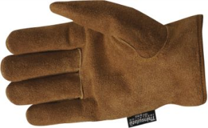 Split Cow Leather Gloves For Driving Outdoor Work