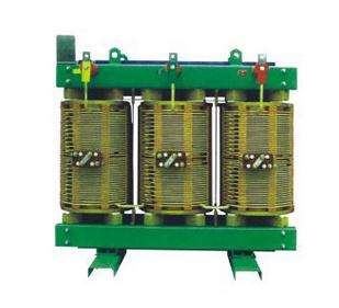 10KV Non Encapsulated Coil Dry-Type Transformer