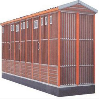 Prefabricated Transformer Substation