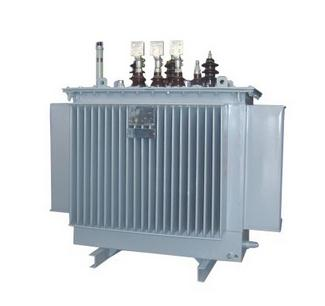 11kv Oil Immersed Sealed Tanked Distribution Transformer