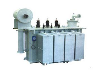 On-load Regulator Transformer