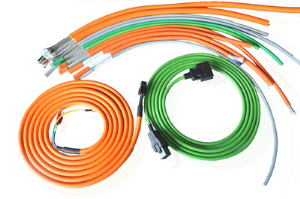 robotic connection cable