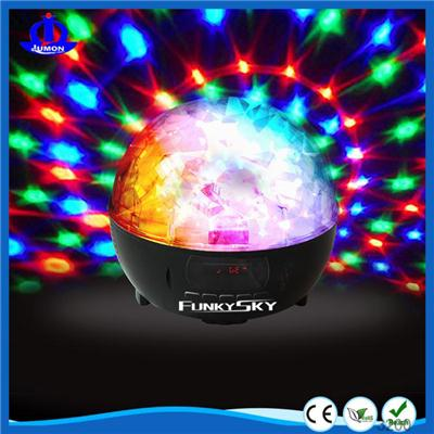 High End Powered Loudspeaker,party Bluetooth Speaker With Led Light Jumon