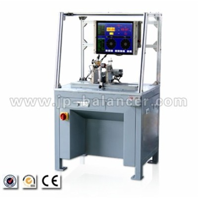 Auto-Positioning Balancing Machines