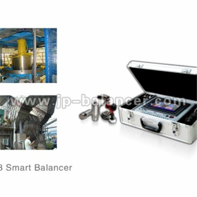 Portable Balancing Machine Field Balancers