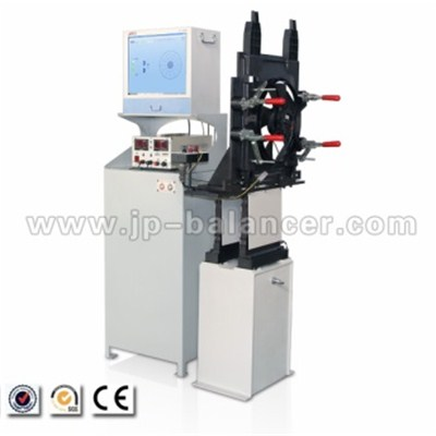 Automotive Air Conditioning Cooling Fan Assembly Balancing Machines