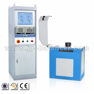 Single Sided Vertical Balancing Machine
