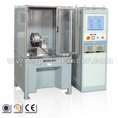 Balancing Machine Specially For External Rotor Motor And Fan