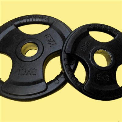 3 Holes Rubber Plate