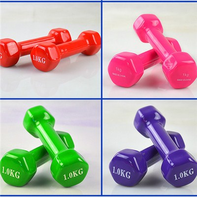 Vinyl Coated Dumbbell