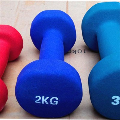 Neoprene Coated Dumbbell