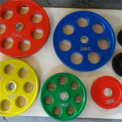 7 Holes Rubber Plate