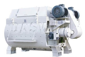 Twin Shaft Concrete Mixer Motor Top