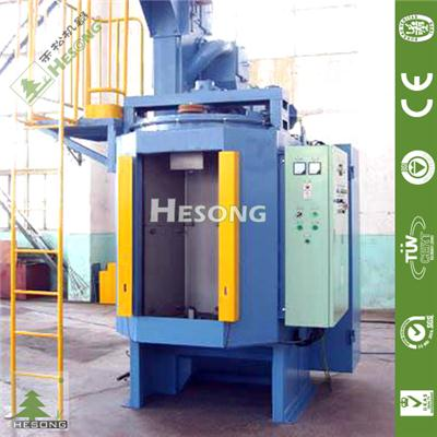 Rotary Table Hook Type Machine