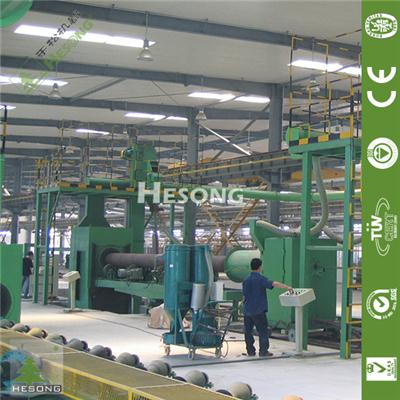 Internal Pipe Blast Machine