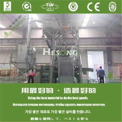 Tilting Drum Type Blast Machine