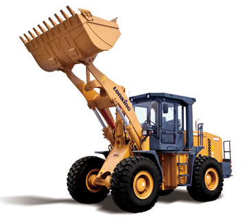 CDM858(1) Wheel Loader