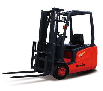 LG16BE Electric Forklift