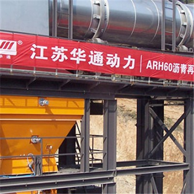 ARH60 Hot-mix Asphalt Recycling Equipment
