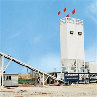 WBS500C Stabilizing Soil Mixing Plant