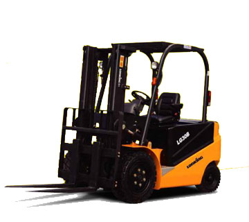 LG35B Electric Forklift