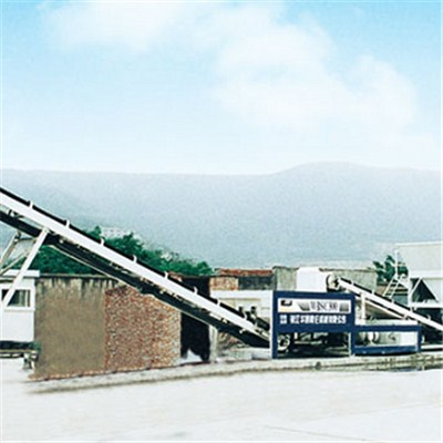 WBSC400 Stabilizing Soil Mixing Plant