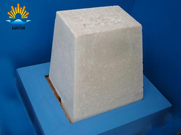 Fused cast Alumina Block TY-H