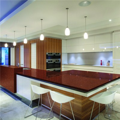 Prefab Quartz Vantiy Top