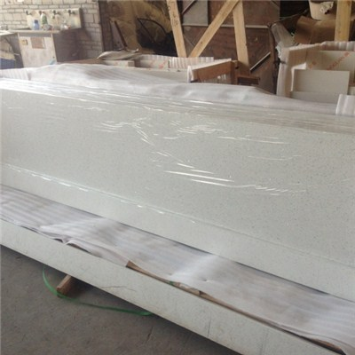Quartz Stone Bathroom Tops