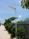 Hot-sale Integrated Solar Street Light
