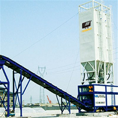 WBS500E Stabilizing Soil Mixing Plant